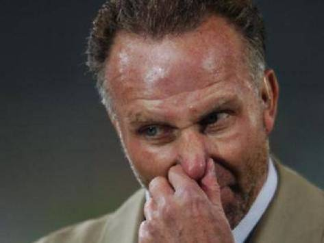 Rummenigge: Germany won't win 2014 World Cup