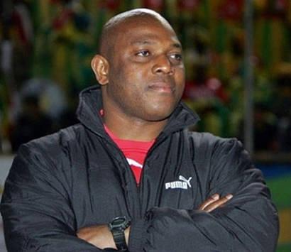 Stephen Keshi manager of Togo (AFP)