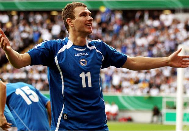 Euro 2012 Qualifiers Group D Round Up: Edin Dzeko hands Bosnia late win; Albania ease to victory over Belarus