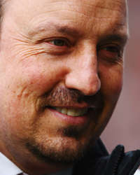 Inter Coach Rafael Benitez Expects A Tough Trofeo TIM Tournament