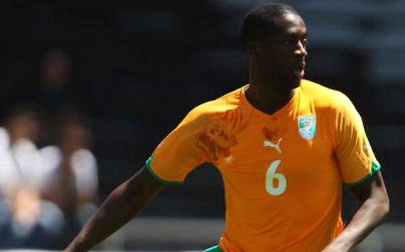 Yaya Toure (Ivory Coast) - (Gettyimages)