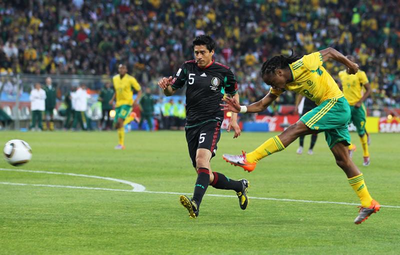 تحليل ||جنوب افريقيا 1 - 1 المكسيك||افتتاح المونديال 2010 100368