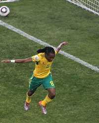 Siphiwe Tshabalala - Afrika Selatan (Getty Images)