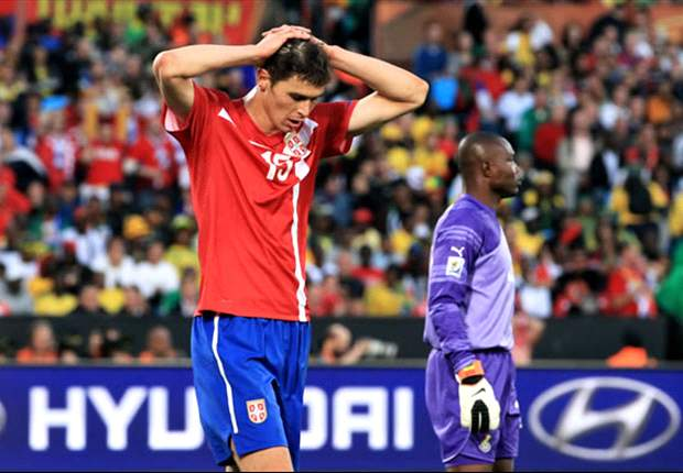 Birmingham City & Serbia striker Nikola Zigic: We can still qualify into the knockout stage of World Cup 2010