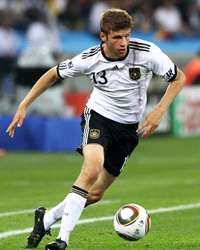 Thomas Muller, Germany (Getty Images)