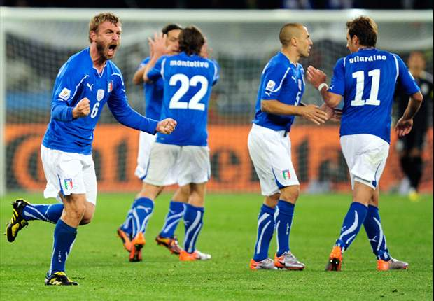 World Cup 2010: Daniele De Rossi Admits Italy Must Improve