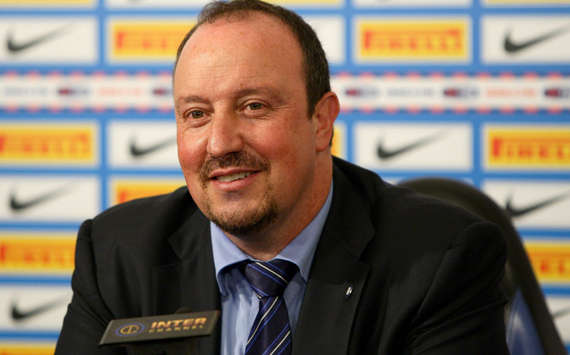 Rafa Benitez - Inter (Getty Images)