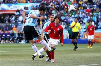 Argentina 4–1 Korea