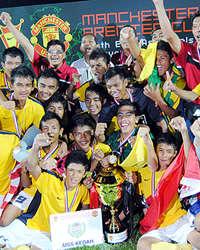 MSS Kedah Malaysia - MUPC 2010 (GOAL.com/Bima Said)