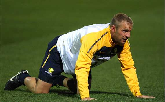 Injury forces retirement of Melbourne Heart's Grella