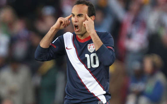 Jersey Amerika Serikat (Getty Images)