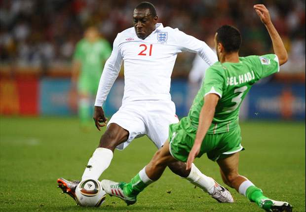 Aston Villa & England striker Emile Heskey retires from international football