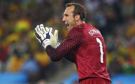 Schwarzer Still 'Hopeful'