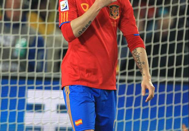 Torres ready to repay Del Bosque's faith after Spain call-up
