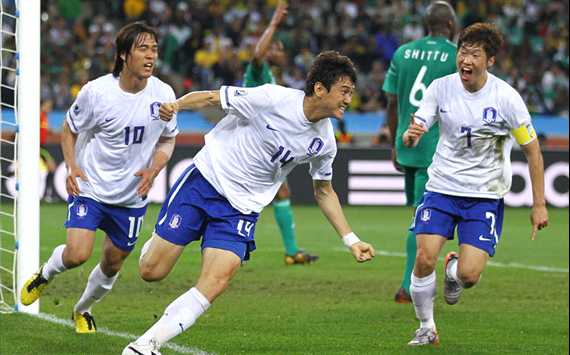 World Cup 2010: South Koreans Celebrate Historic Passage Into Knockout Stages