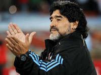 مارادونا: نستحق الفوز لأننا كنا الأفضل، واهنئ جميع اللاعبين بدون استثناء