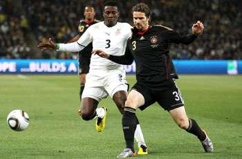 لقاء ألمانيا غانا