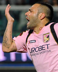 Fabrizio Miccoli - Palermo (Getty Images)