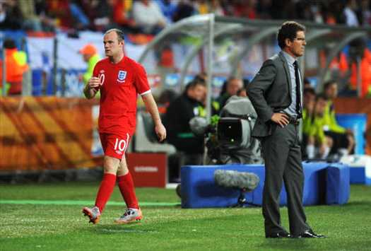 Capello assistant Galbiati slams 'ungrateful' Rooney over 'lost in translation' comments