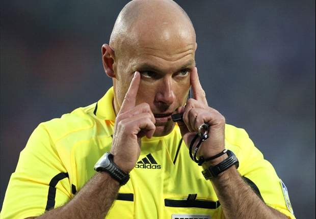 Howard Webb appointed for Bayern Munich's Champions League semifinal against Real Madrid