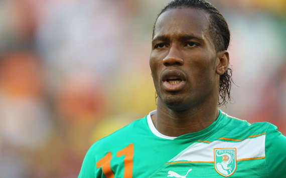 Real Madrid Prepare To Launch 24.5m Offer For Chelsea Striker Didier Drogba - Report
