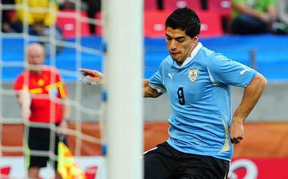 Luis Suarez - Uruguay (Getty Images)