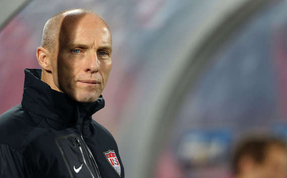WC 2010 - USA vs Ghana - Bob Bradley, USA coach (Getty Images)