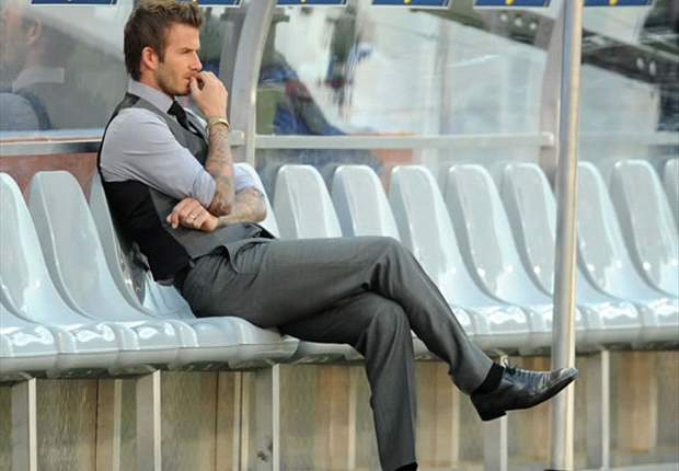 Beckham: Management is not something I want to do