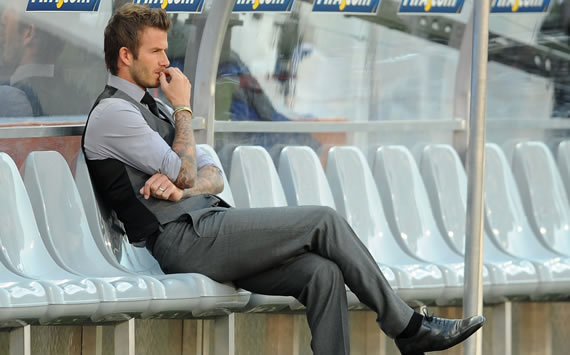Beckham: Football management is not something I want to do