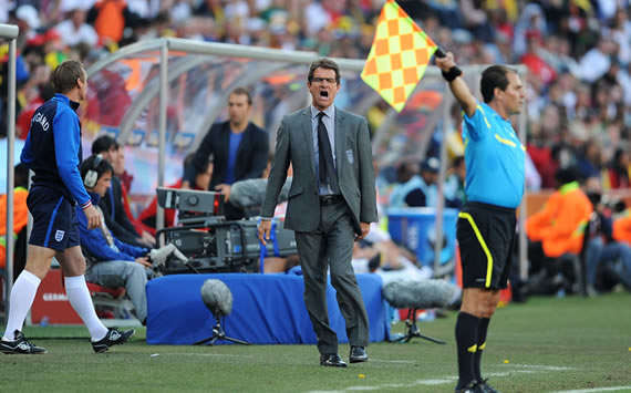 England Manager Fabio Capello Ready For Boo-Boys Ahead Of Wembley Match Against Hungary