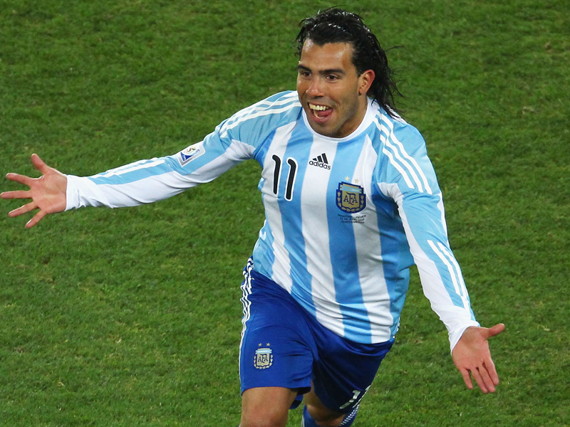 Argentina Striker Carlos Tevez Reveals World Cup Failure May Force Him To Retire Soon