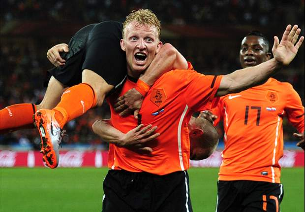 World Cup 2010: Liverpools Dirk Kuyt convinced the Netherlands can dump Brazil out of the tournament