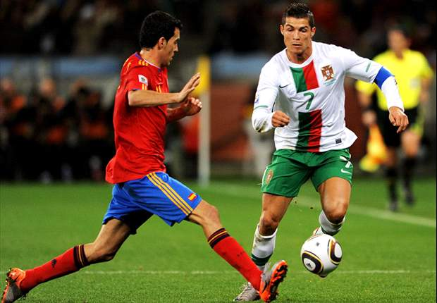 Word on the Tweet: Stars tip Ronaldo to shine against Spain in Euro 2012 semi-finals