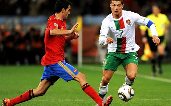 Portugal v Spain & the 10 most intense international football rivalries