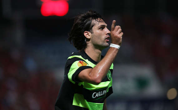 Georgios Samaras, Celtic (Getty Images)