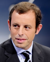 Sandro Rosell, Barcelona (Getty Images)