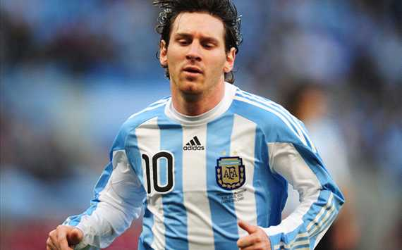 Jersey Argentina (Getty Images)