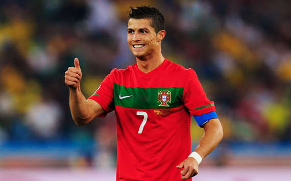 Cristiano Ronaldo, Portugal (Getty Images)