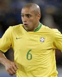 Roberto Carlos of Brazil (AFP)