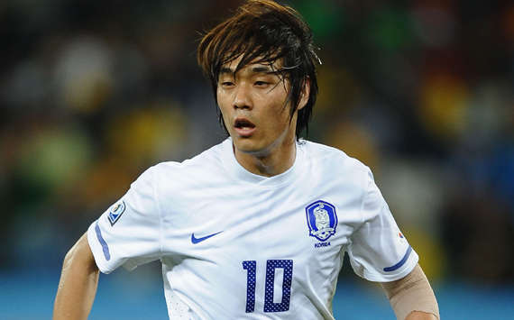 Park Chu-Young - South Korea (Getty Images)