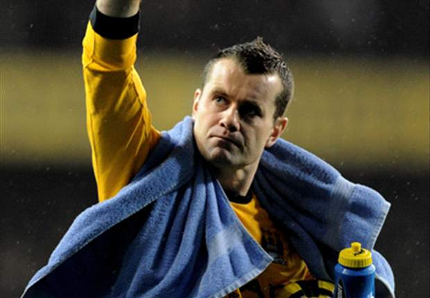 Unsettled Shay Given to be offered new Manchester City contract - report