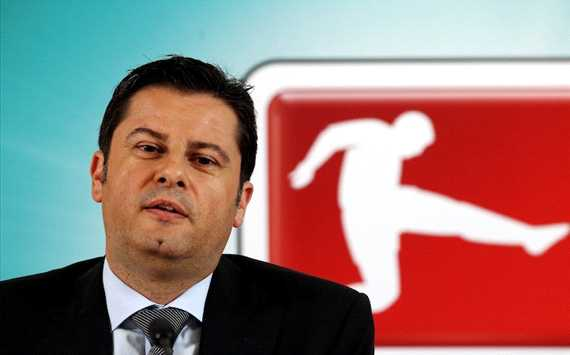Bundesliga clubs record 2 billion turnover