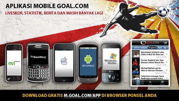 Aplikasi Mobile GOAL.com Edisi Khusus Piala Dunia 2010