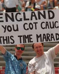 England Fans (Getty Images)