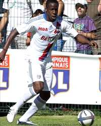 Ligue 1 : Aly Cissokho (Lyon) - (Panoramic)