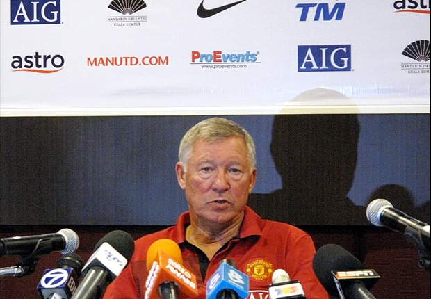 Pre-season 2010: Sir Alex Ferguson insists Manchester United players are raring to go