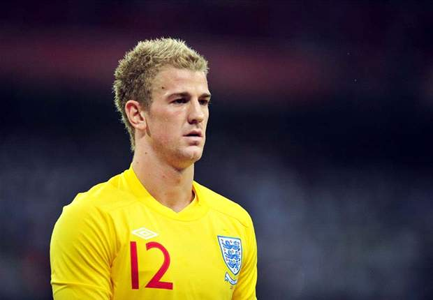 England keeper Hart: Terry is an inspiration