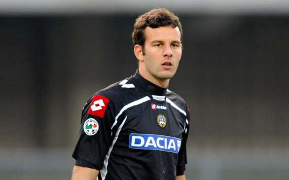 Serie A,Samir Handanovic of Udinese Calcio(Getty Images)