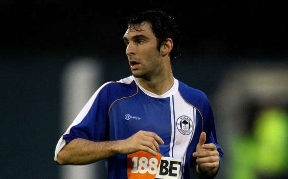 Mauro Boselli of Wigan (Getty Images)