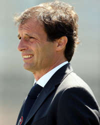 Massimiliano Allegri - Milan (Getty Images)